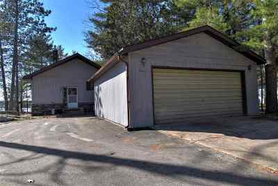 Waupaca Single Family Home Active-Offer No Bump-Show: N2465 Cleghorn