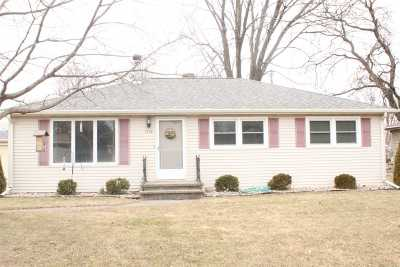 Menasha Single Family Home Active-Offer No Bump: 1428 Lakeview