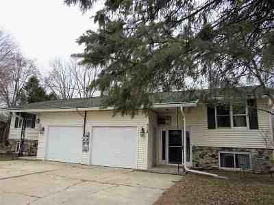 Green Bay Multi Family Home Active-No Offer: 518 Lacona