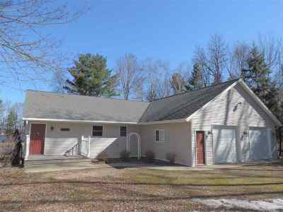 Single Family Home Active-No Offer: 9426 Lee Lake