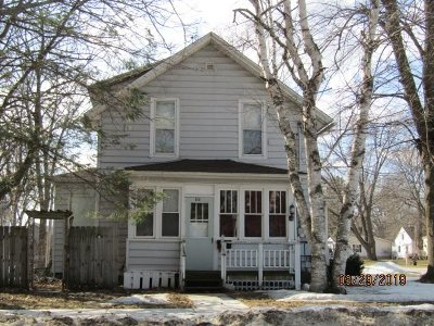 Shawano County Multi Family Home Active-No Offer: 415 N Franklin