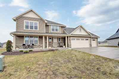 Oneida Single Family Home Active-Offer No Bump: 603 Castlestone