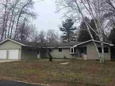 Marinette Single Family Home Active-Offer W/Bump-Show: 640 Prairie