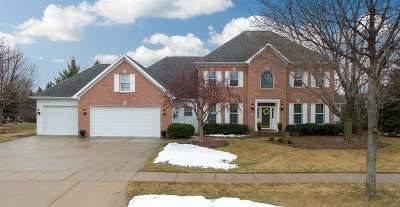 Appleton Single Family Home Active-Offer No Bump: 323 E Songbird