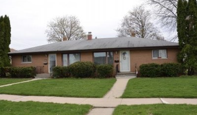 Appleton Multi Family Home Active-No Offer: 1829 Silvercrest
