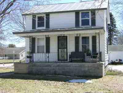 Oconto Single Family Home Active-No Offer: 236 Center