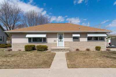 Combined Locks Single Family Home Active-Offer No Bump: 132 Wallace