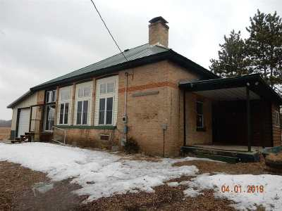 Gillett Single Family Home Active-Offer No Bump: 7294 Hwy V