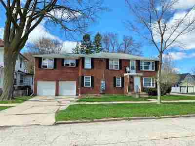 Green Bay Multi Family Home Active-No Offer: 202 S Oakland