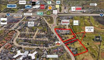 Residential Lots & Land Active-No Offer: 1800 Oshkosh