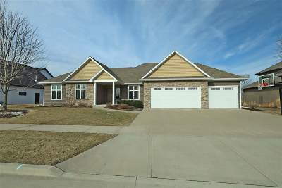 Appleton Single Family Home Active-Offer No Bump: 3317 S Solitude