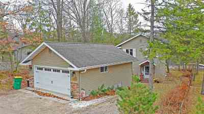 Waupaca Single Family Home Active-No Offer: E942 Whispering Pines