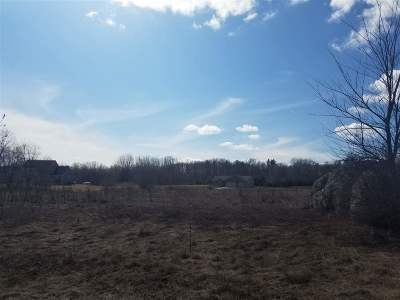 Shiocton Residential Lots & Land Active-No Offer: Hawk Ridge