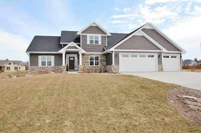 Green Bay Single Family Home Active-Offer No Bump: 3435 Amber