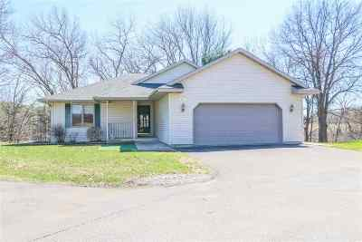 Waupaca Single Family Home Active-No Offer: 921 Mead