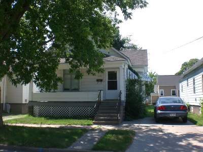 Menominee Single Family Home Active-No Offer: 1319 13th
