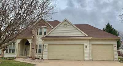 Appleton Single Family Home Active-Offer No Bump: 26 Balsam
