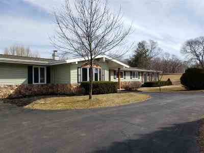 De Pere Single Family Home Active-Offer No Bump: W626 Fish Creek