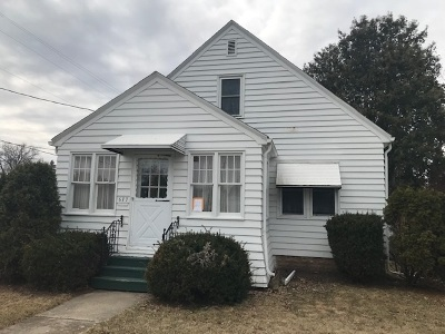 Neenah Single Family Home Active-No Offer: 677 Grove