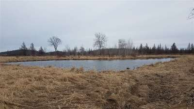 Waupaca Residential Lots & Land Active-No Offer: Hwy Ee