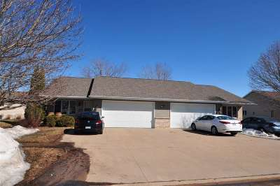 Appleton Multi Family Home Active-No Offer: 3670 N Terri