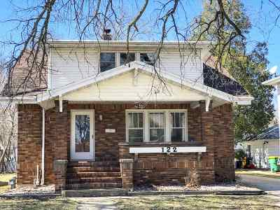 Green Bay Multi Family Home Active-No Offer: 122 S Oneida