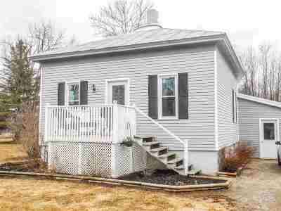 Oconto Single Family Home Active-No Offer: 5686 Elm