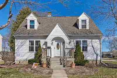 Neenah Single Family Home Active-No Offer: 676 Chestnut