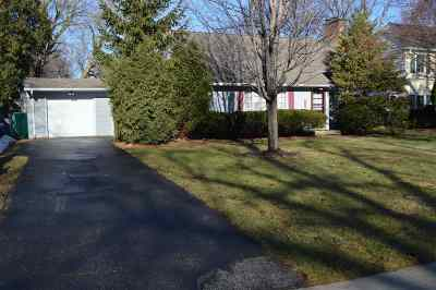 Neenah Single Family Home Active-No Offer: 314 Park