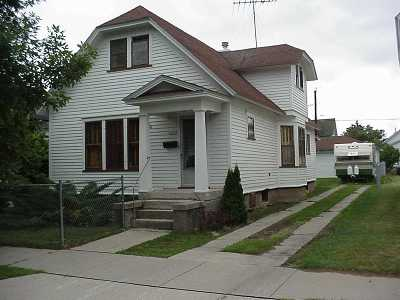 Menominee Single Family Home Active-No Offer: 1311 23rd