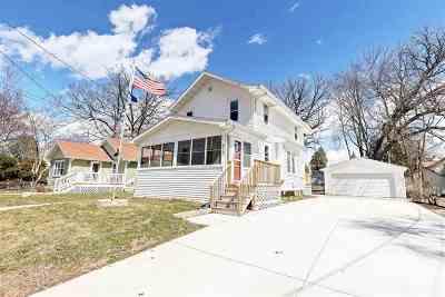 Neenah Single Family Home Active-Offer No Bump: 415 11th