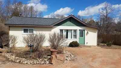 Waupaca Single Family Home Active-Offer No Bump: 723 Shearer