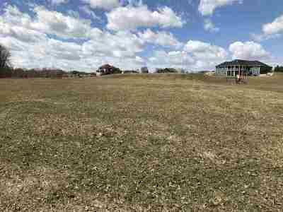 Kaukauna Residential Lots & Land Active-No Offer: Sleepy Creek