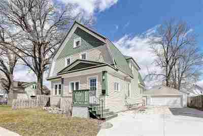 Kaukauna Single Family Home Active-Offer No Bump: 316 Taylor