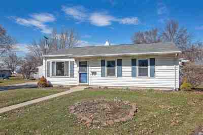 Neenah Single Family Home Active-Offer No Bump: 219 Jane