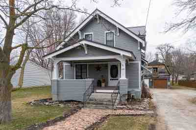 Black Creek Single Family Home Active-Offer No Bump: 104 N Maple