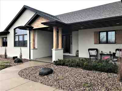 Appleton Single Family Home Active-Offer No Bump: 3400 W Warner Estates