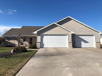 Appleton Single Family Home Active-Offer No Bump: W5964 Easter Lily