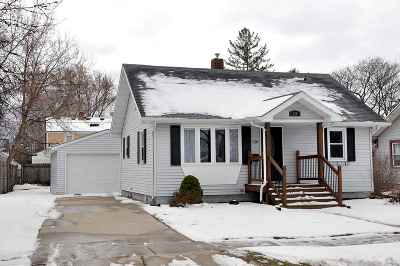Neenah Single Family Home Active-Offer No Bump: 126 Douglas