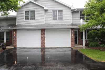 Green Bay Condo/Townhouse Active-No Offer: 2563 Telluride #B
