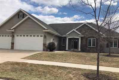 Appleton Single Family Home Active-No Offer: 2815 E Sundance