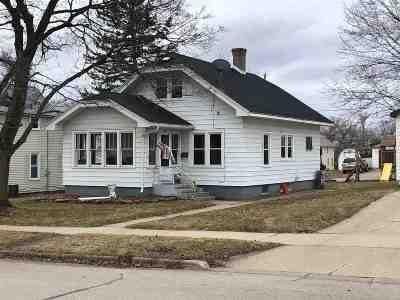 Oconto Falls Single Family Home Active-Offer No Bump: 229 Franklin