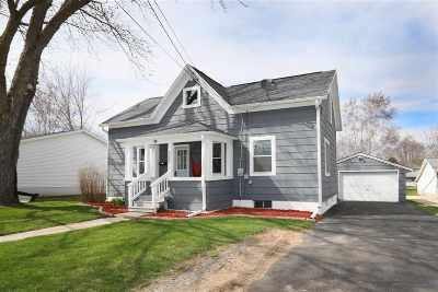 Seymour Single Family Home Active-Offer No Bump: 523 Robbins