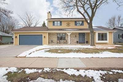 Menasha Single Family Home Active-Offer No Bump: 1405 Eugene