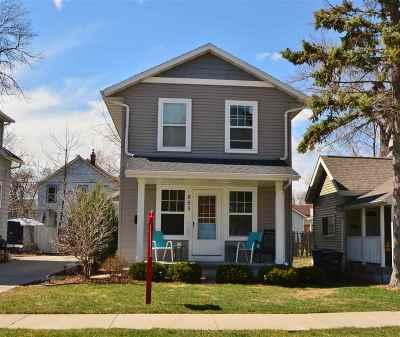 Oshkosh Single Family Home Active-No Offer: 855 Frederick