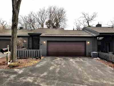 Green Bay Condo/Townhouse Active-No Offer: 14 Webster Heights