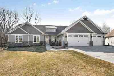 Brown County Single Family Home Active-Offer No Bump: 3787 Mighty Oak