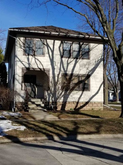 Green Bay Multi Family Home Active-No Offer: 319 Fink