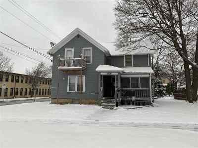 Appleton Multi Family Home Active-No Offer: 622 N Union