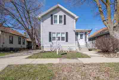 Oshkosh Single Family Home Active-Offer No Bump: 106 W 14th